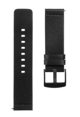 Tactical 307 Kožený Řemínek pro Huawei Watch GT Black (EU Blister)