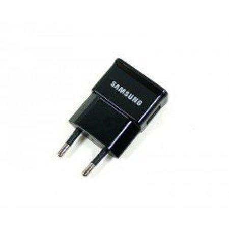EP-TA20EBE Samsung USB Cestovní nabíječka Black (Service Pack)