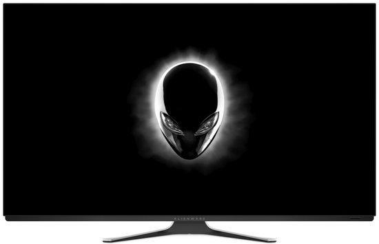 "Dell Alienware AW5520QF 54,6"" 0,5ms/3840x2160/120Hz/3xHDMI/DP/USB//VA panel/cerny, 210-AUGQ"