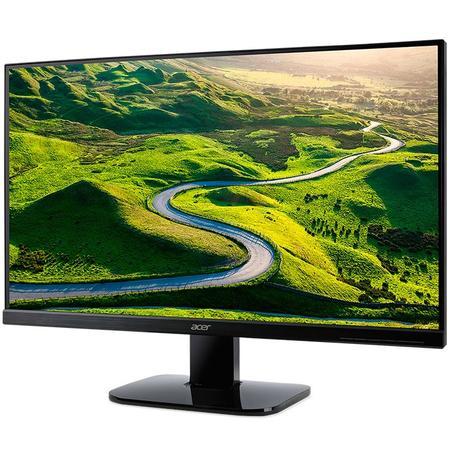 """27"""" LCD Acer KA270HA - VA,FullHD,4ms,60Hz,300cd/m2, 100M:1,16:9,DVI,HDMI,VGA, UM.HX3EE.A01"""