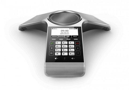 "Yealink CP930W base, DECT audiok. tel., 3,1"" 248x120 LCD. + báze W60B, PV265517"