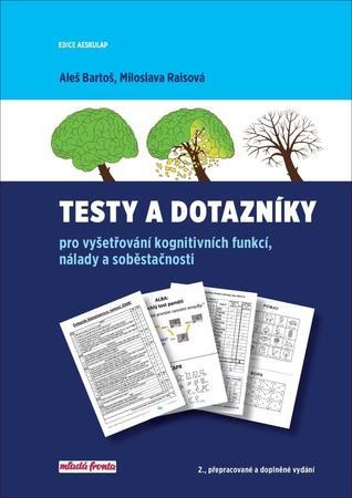 Testy a dotazníky - Bartoš Aleš