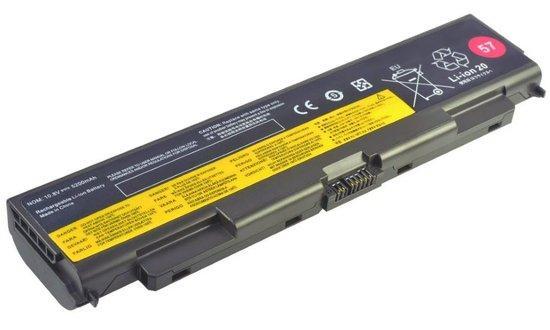 TRX baterie Lenovo/ 5200mAh/ pro ThinkPad L440/ L540/ L560/ T440P/ T540P/ W540/ W541/ neoriginální,