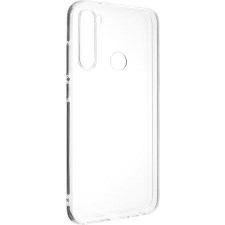 FIXED Skin ultratenké TPU pouzdro 0,6mm Xiaomi Redmi Note 8T čiré