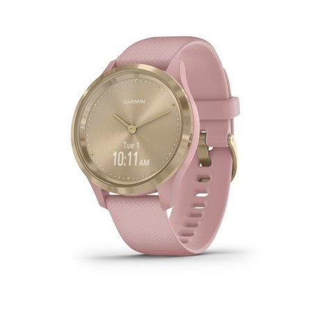 Garmin vivomove3S Sport, LightGoldPink Band