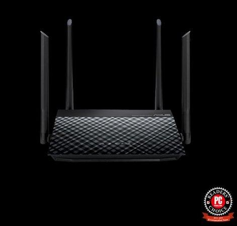 ASUS RT-N19 - High Speed Wireless-N600 Router, 90IG0600-BN9510