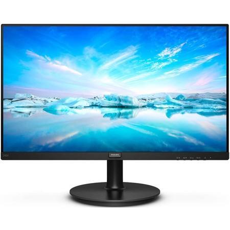 "Monitor Philips 242V8A 23.8"",LED, IPS, 4ms, 1000:1, 250cd/m2, 1920 x 1080"