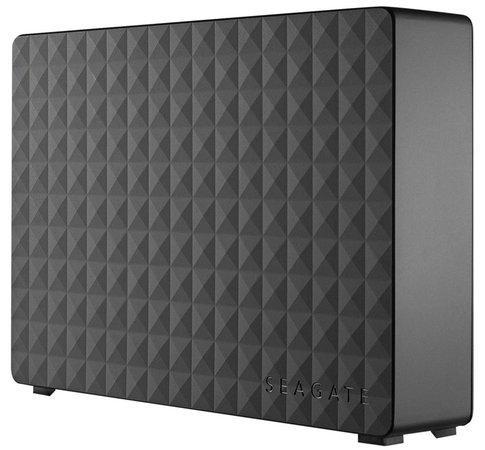 "Seagate Expansion Desktop 3,5"" - 6TB/USB 3.0/Black, STEB6000403"