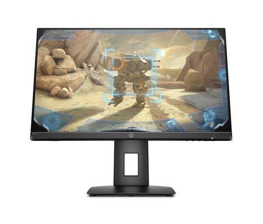 """LCD HP TN Monitor 24x LED backlight AG; 23,8"""" matný; 1920x1080; 12M:1; 250cd; 1ms; HMDI, DisplayPort - black, 5ZU98AA#ABB"""