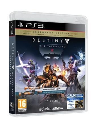 Destiny The Taken King PS3 EN