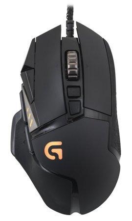 LOGITECH G502 Proteus Spectrum Gaming M.