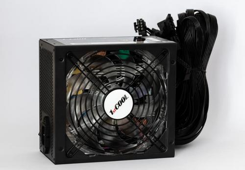1stCOOL zdroj ATX 700W RAINBOW STORM 700 85+, ECP-700A-14-85-RGB