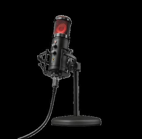 TRUST GXT256 EXXO STREAMING MICROPHONE, 23510