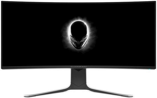 """Dell Alienware AW3420DW/LCD 34""""/4ms/1000:1/WXHD(3440 x 1440)/NVIDIA G-SYNC/DP/HDMI/USB/zakřivený/IPS panel/cerny"""