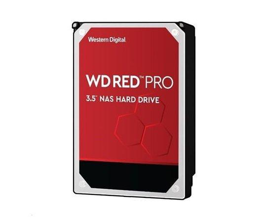 "WD RED Pro (NAS) - 3,5"" / 14TB / 7200rpm / SATA-III / 512MB cache / WD141KFGX"
