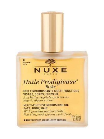 Tělový olej NUXE - Huile Prodigieuse , TESTER, 100ml