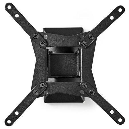 """NEDIS nástěnný držák pro LCD a TV/ 10 - 32 """"/ nosnost 30 kg/ náklon ± 15°/ otáčení 70°/ kloubový (1 kloub)"""