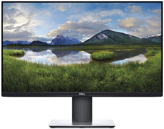 """Dell Professional P2720D 27""""/WQHD(2560x1440)/1000:1/8ms/350 cd/m2/HDMI/DP/mDP/USB 3.0/tenký rámeček/černý, 210-AUOQ"""
