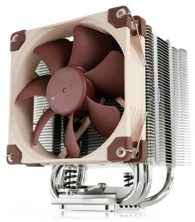 Noctua NH-U9s, Intel LGA2011-0, LGA2011-3, LGA1156, LGA1155, LGA1151, LGA1150 & AMD AM2, AM2+, AM3, AM3+, FM1, FM2, FM2+, NH-U9S