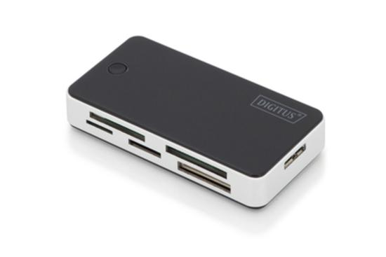 DIGITUS Card Reader All-in-one, USB 3.0, DA-70330-1