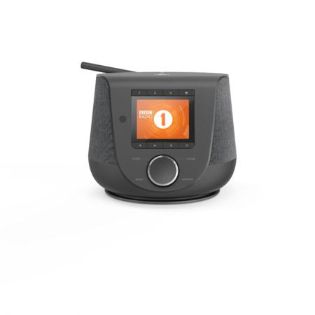 Hama digitální rádio DIR3200SBT, FM/DAB/DAB+/internetové rádio, Bluetooth, černé