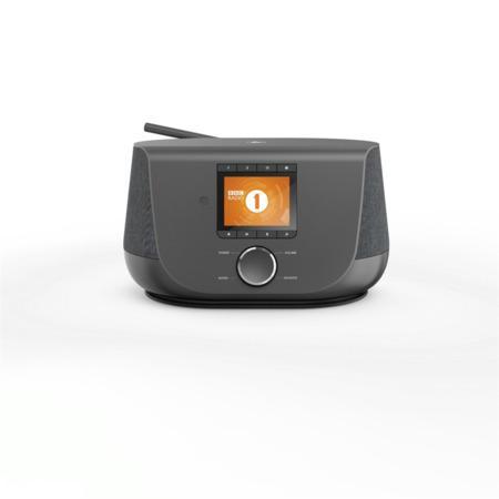 Hama digitální rádio DIR3300SBT, FM/DAB/DAB+/internetové rádio, Bluetooth, černé