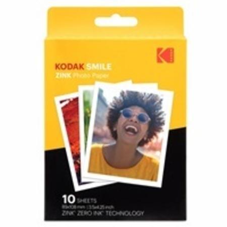KODAK Zink - fotografický papír 3x4 10-pack, RODZL3X410
