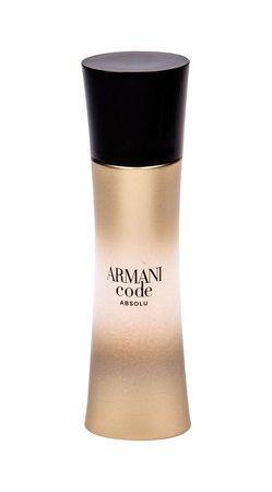 Parfémovaná voda Giorgio Armani - Code 30 ml