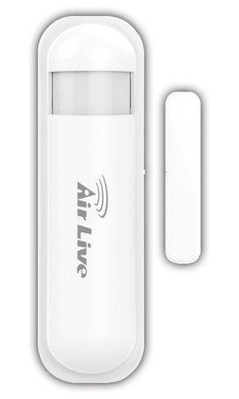 AirLive SmartLife 3in1 senzor (otevření, osvětlení a teplota), Z-wave