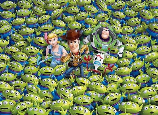 CLEMENTONI Puzzle Toy Story 4 Příběh hraček: Impossible 1000 dílků