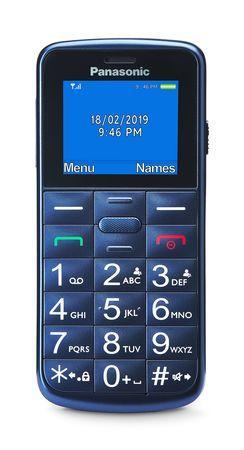 PANASONIC KX-TU110EXC mobilní telefon