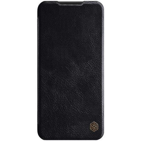 Nillkin Qin Book Pouzdro pro Xiaomi Redmi Note 8T Black
