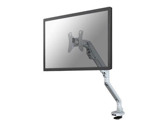"""NewStar Flat stolní držák na PC monitor 10-32"""", stříbrný, FPMA-D750SILVER"""