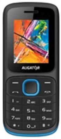 Mobilní telefon Aligator D210 Dual SIM - modrý