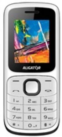Mobilní telefon Aligator D210 Dual SIM - černý