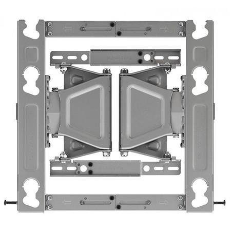 """Držák TV LG OLW480B polohovatelný, pro úhlopříčky 55"""" až 77"""", nosnost 50 kg,"""