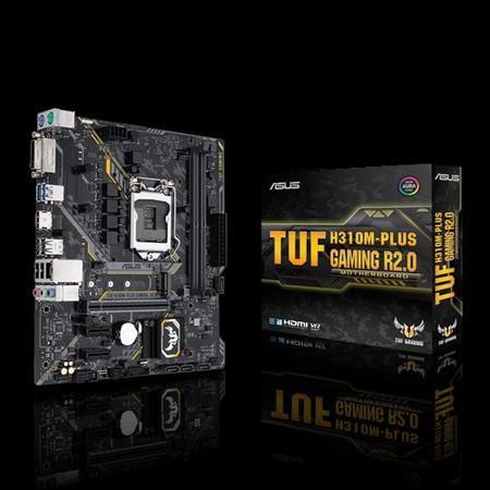 ASUS MB Sc LGA1151 TUF H310M-PLUS GAMING R2.0, Intel H310, 2xDDR4, VGA, mATX