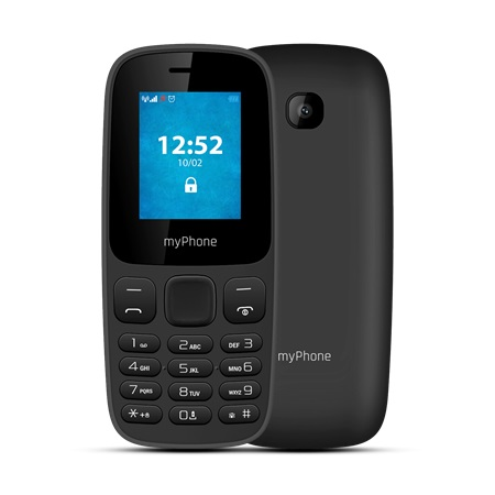 Mobilní telefon myPhone 3330 - eerný