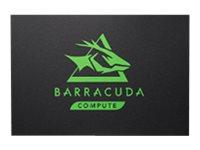 SEAGATE, BarraCuda 120 SSD 250Gb SATA 6Gb/s bulk, ZA250CM10003