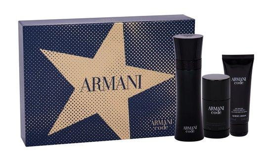 Toaletní voda Giorgio Armani - Armani Code Pour Homme 125 ml