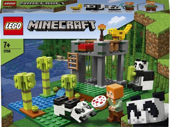 Lego Minecraft Pandí školka