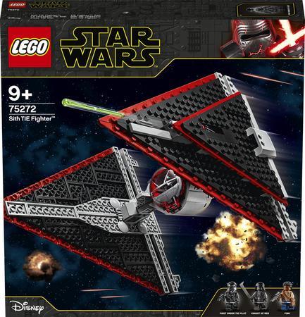 Lego Star Wars Sithská stíhačka TIE