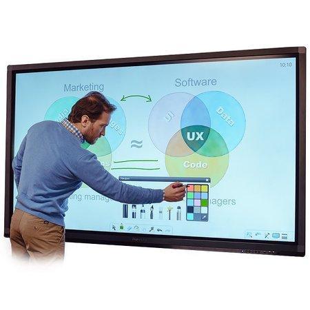 "Prestigio MultiBoard 65"", UHD 3840x2160/ 20point MT/ i5-8400/8GB DDR4/256GB SSD/GT1030/ Windows 10 Pro/Android 8.0"