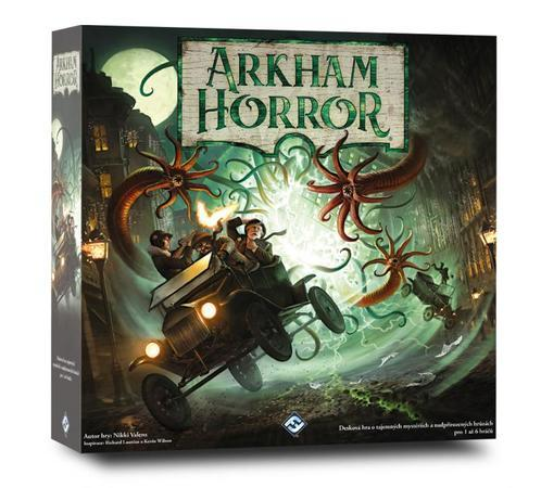 Arkham Horror 3rd ed.