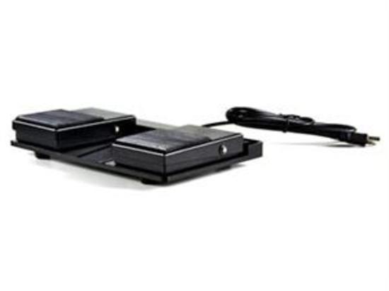 SCYTHE USB Foot Switch - Double II, USB_2FS-2