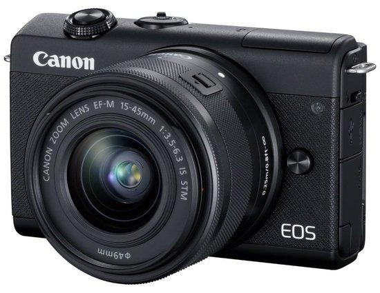 Canon EOS M200 Black + EF-M 15-45mm + SB130 + 16GB (VUK)