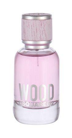 Dsquared2 Wood Pour Femme toaletní voda pro Ženy 50ml