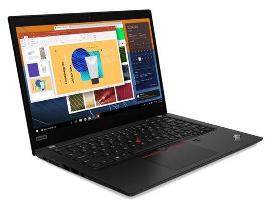 """Lenovo ThinkPad X390 i7-8565U/8GB/512GB SSD/UHD Graphics 620/13,3""""FHD IPS/W10PRO/Black/3y OnS"""