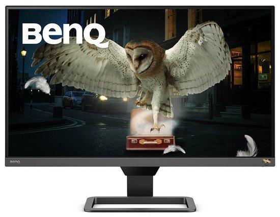 """BENQ 27"""" LED EW2780Q/ IPS panel/ 2560x1440/ 1000:1/ 5ms/ 2x HDMI/ DP/ repro/ HDR/ černý, 9H.LJCLA.TBE"""