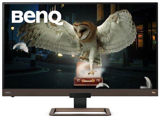 BenQ LCD EW3280U 32`` IPS/3840x2160/10bit/5ms/DP/HDMIx2/USB-C/Jack/VESA/repro2.1/HDR10/95% DCI-P3, 9H.LJ2LA.TBE